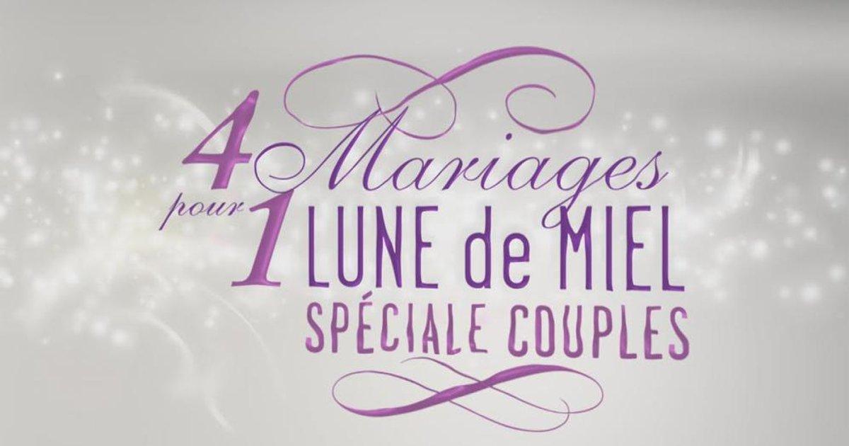 4 mariages pour 1 lune de miel les maris sen mlent aussi 4 mariages pour 1 lune de miel tf1 - 4 Mariages Pour Une Lune De Miel
