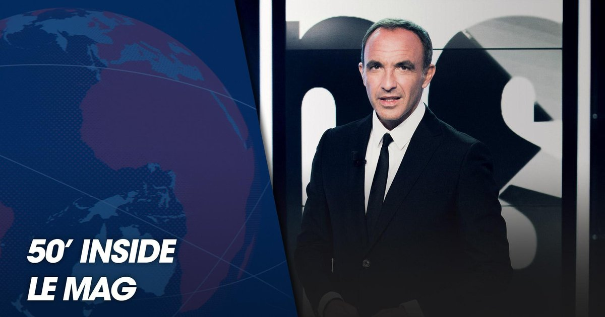 Replay-50' inside, Le mag du 16 mars 2019