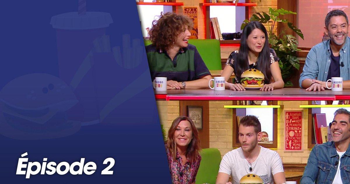 Replay-Burger Quiz - Episode 2 du 28 novembre 2018