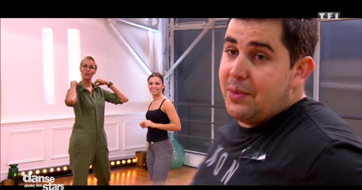 Danse avec les stars  : Artus et Marie Denigot en répétitions  - TF1