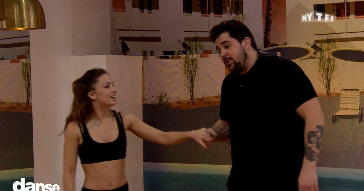 Danse avec les stars  : Artus « Je n'aime pas du tout la samba ! »  - TF1
