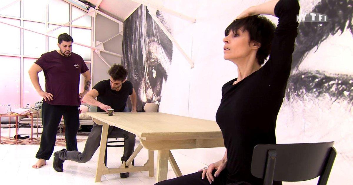 Danse avec les stars  : Artus et Pietra habités par leur chorégraphie  - TF1
