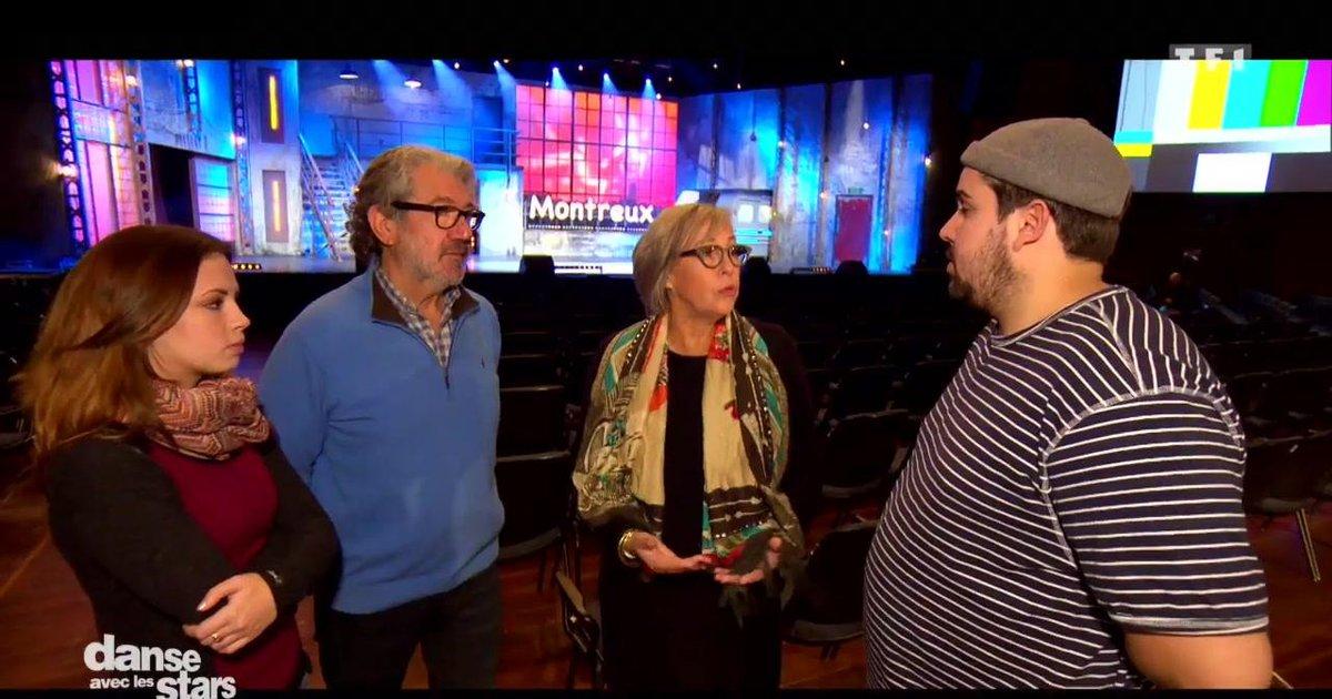 Danse avec les stars  : Bienvenue chez Artus avec Marie Denigot  - TF1