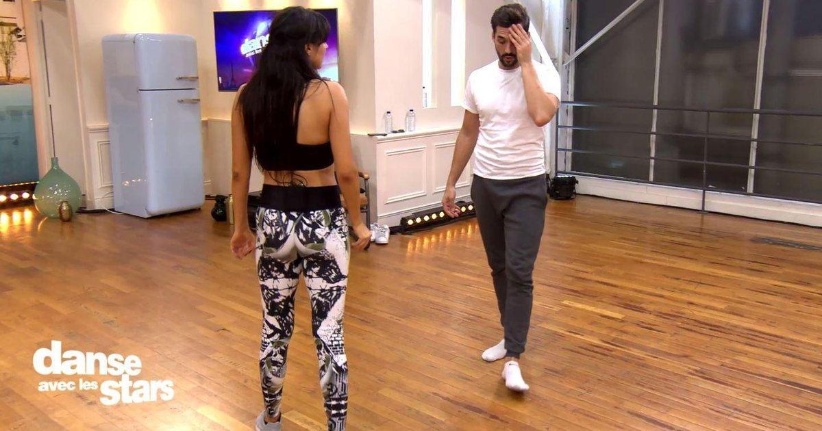 Danse avec les stars  : Blackout total pour Florent Mothe  - TF1