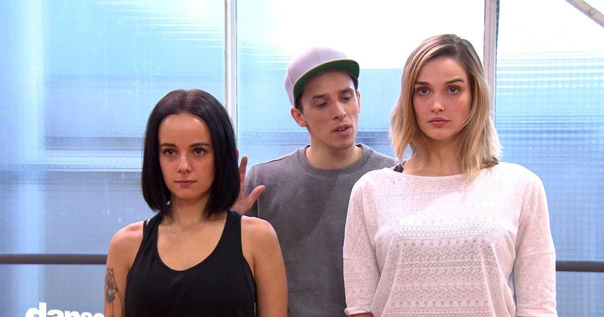 Danse avec les stars  : C'est déjà chaud entre Camille Lou et Alizée  - TF1