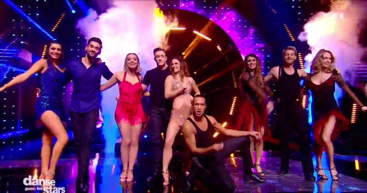 Danse avec les stars  : C'est parti pour le 8è show de la saison 7 sur « Give Me Love » (Ed Sheeran) - Quart de finale  - TF1