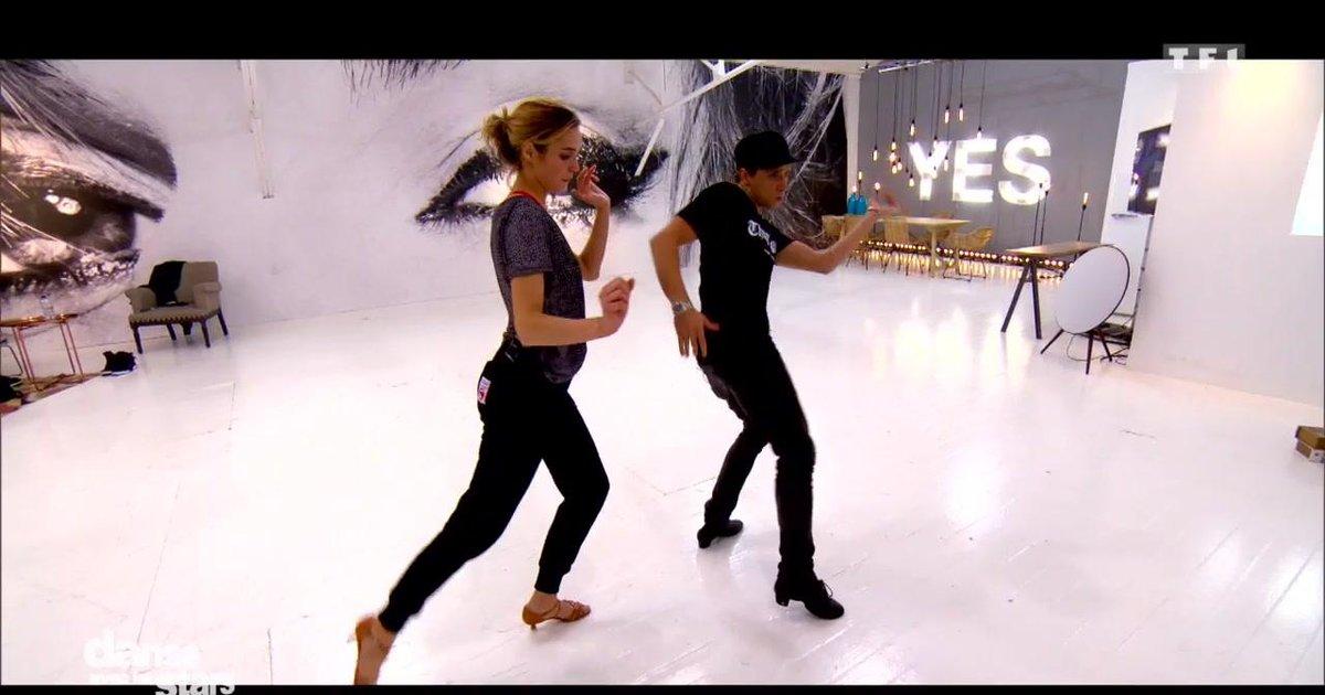 Danse avec les stars  : Camille Lou et Grégoire Lyonnet : leur 6è semaine de répétitions  - TF1