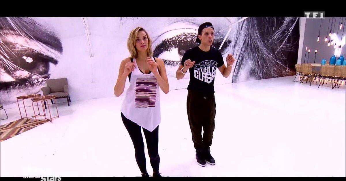 Danse avec les stars  : Camille Lou et Grégoire Lyonnet : focus sur leur semaine de répétitions  - TF1