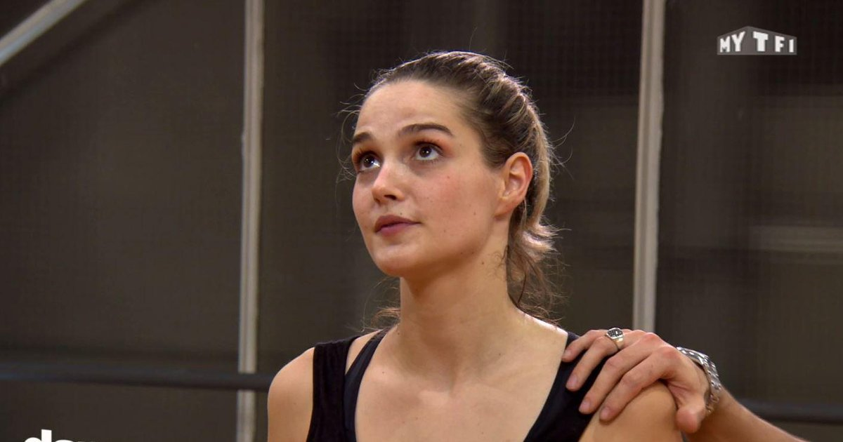 Danse avec les stars  : Camille Lou « Je suis démoralisée »  - TF1