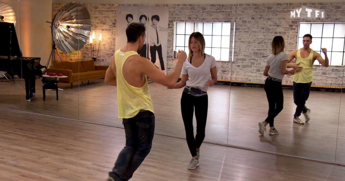 Danse avec les stars  : Caroline Receveur, danseuse brésilienne  - TF1