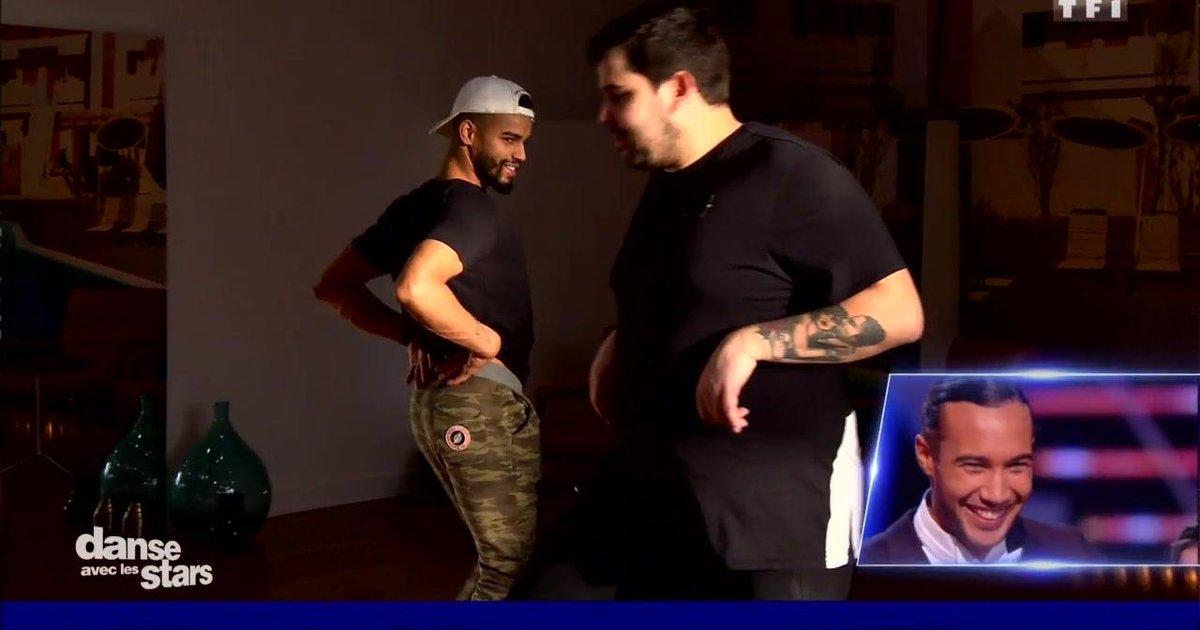 Danse avec les stars  : Correspon-danse - Le bêtisier de la semaine (EM8)  - TF1