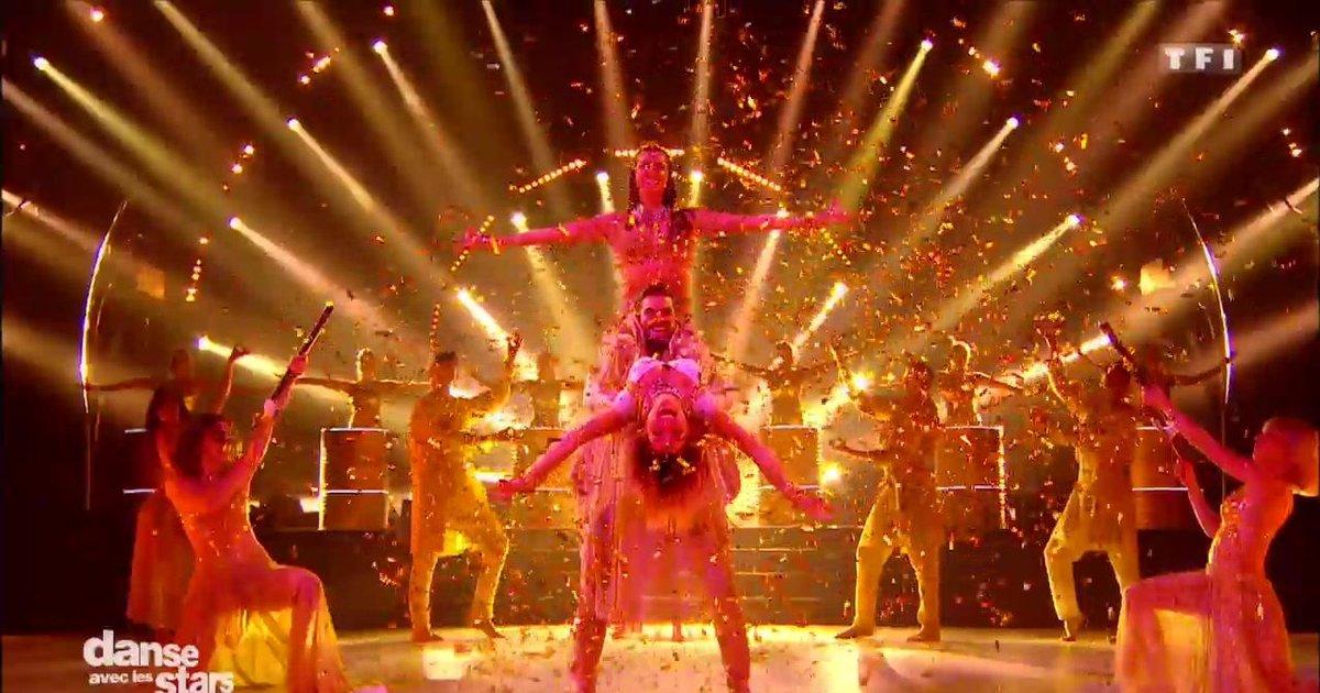 Danse avec les stars  : Danse avec les stars du 3 décembre 2016  - TF1