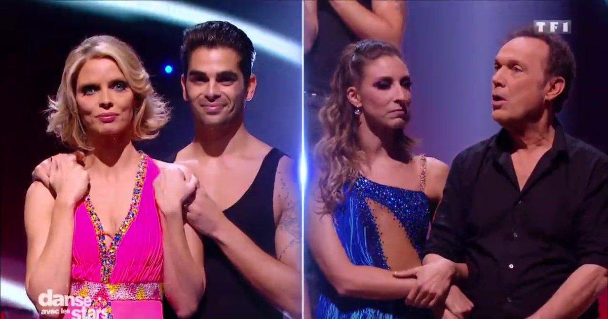 Danse avec les stars  : Qui de Sylvie Tellier ou Julien Lepers a quitté la compétition au 4è Prime de Danse avec les Stars ?  - TF1
