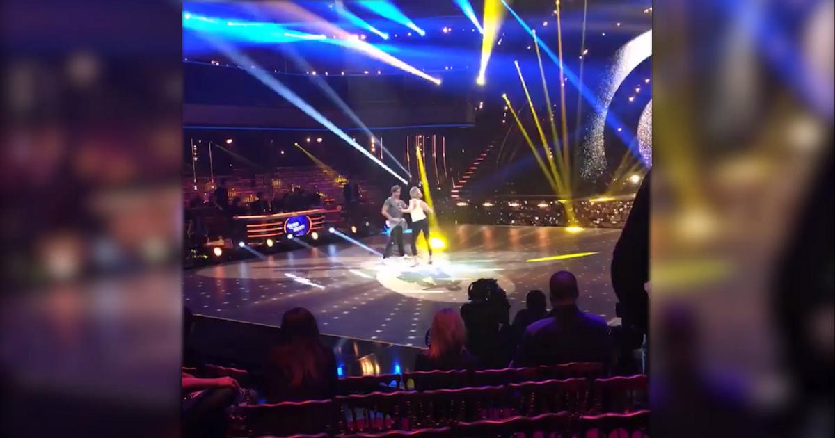 Danse avec les stars  : Exclu : les images des dernières répétitions de Sylvie Tellier  - TF1