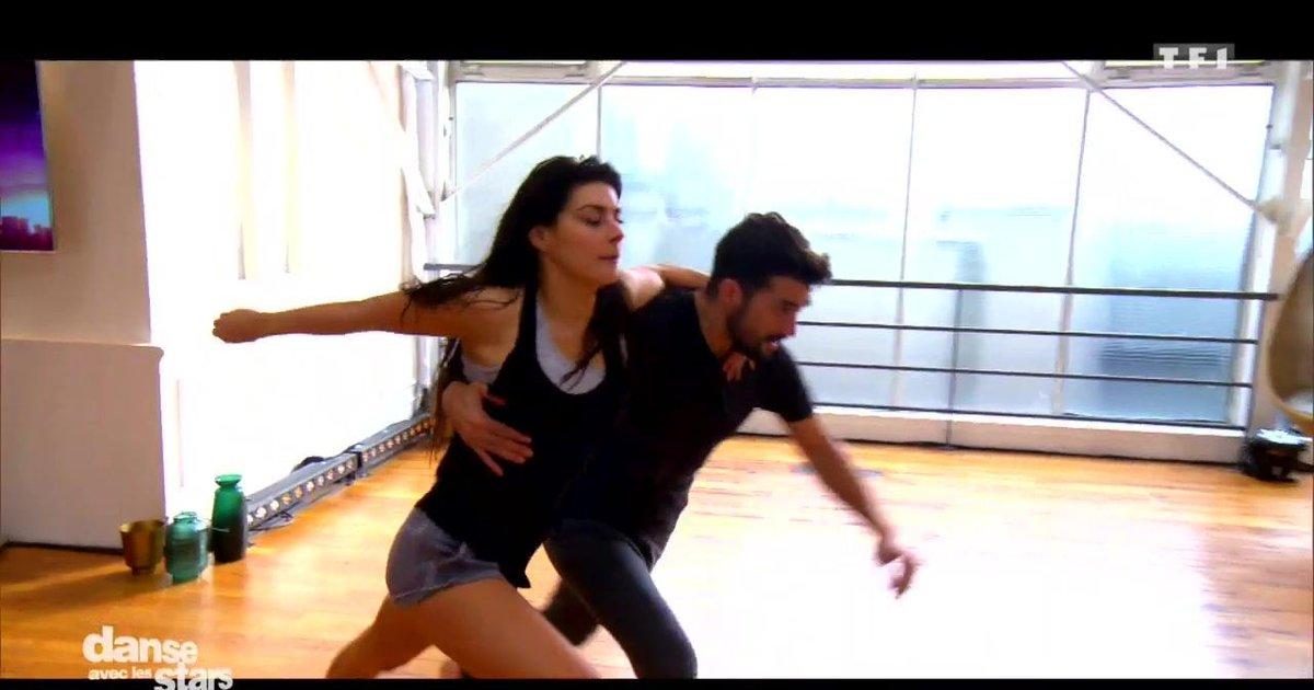 Danse avec les stars  : Florent Mothe et Candice Pascal : leur 6è semaine de répétitions  - TF1