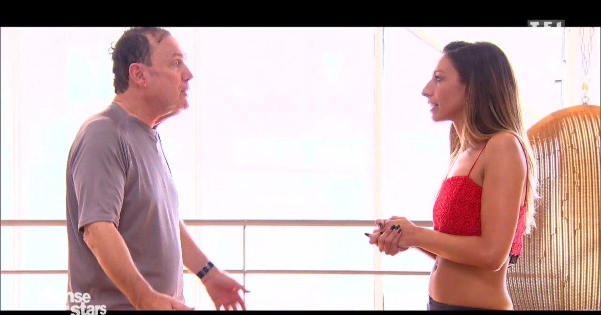 Danse avec les stars  : Julien Lepers et Silvia Notargiacomo : portrait et premières semaines de répétitions  - TF1