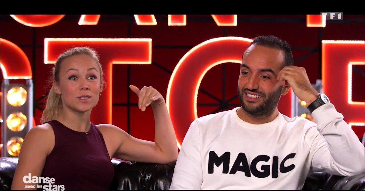 Danse avec les stars  : Kamel le Magicien et Emmanuelle Berne : portrait et premières semaines de répétitions  - TF1