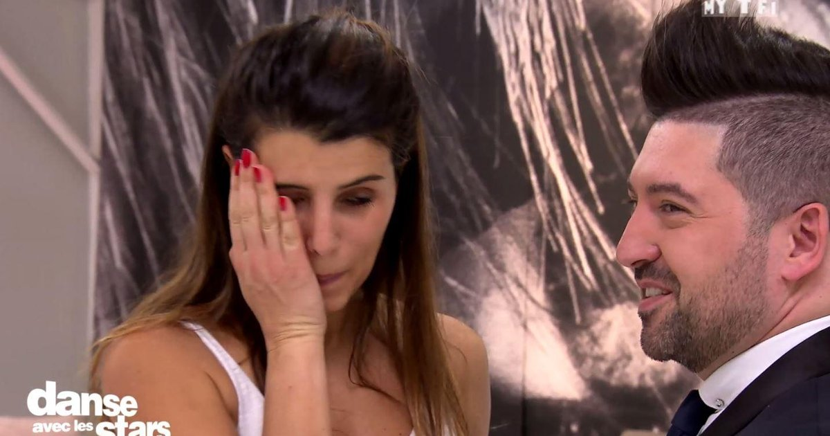 Danse avec les stars  : Karine Ferri n'en peut plus  - TF1