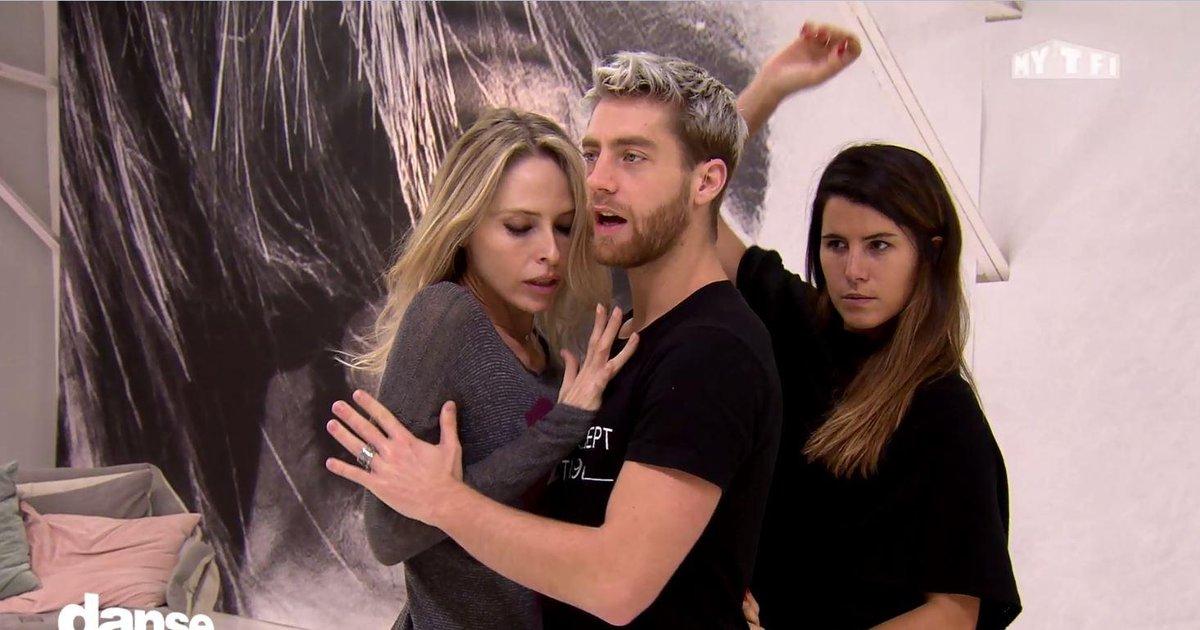 Danse avec les stars  : Karine Ferri et Tonya Kinzinger : « Séduction à mort ! »  - TF1