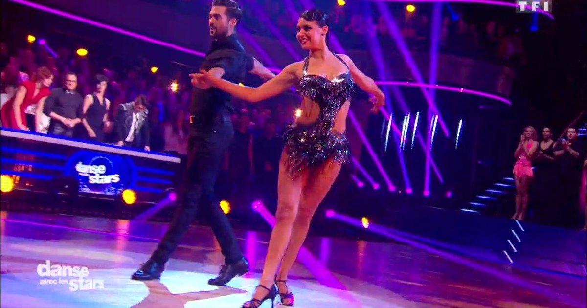 Danse avec les stars  : L'épreuve du relais chacha sur un megamix de Boney M  - TF1