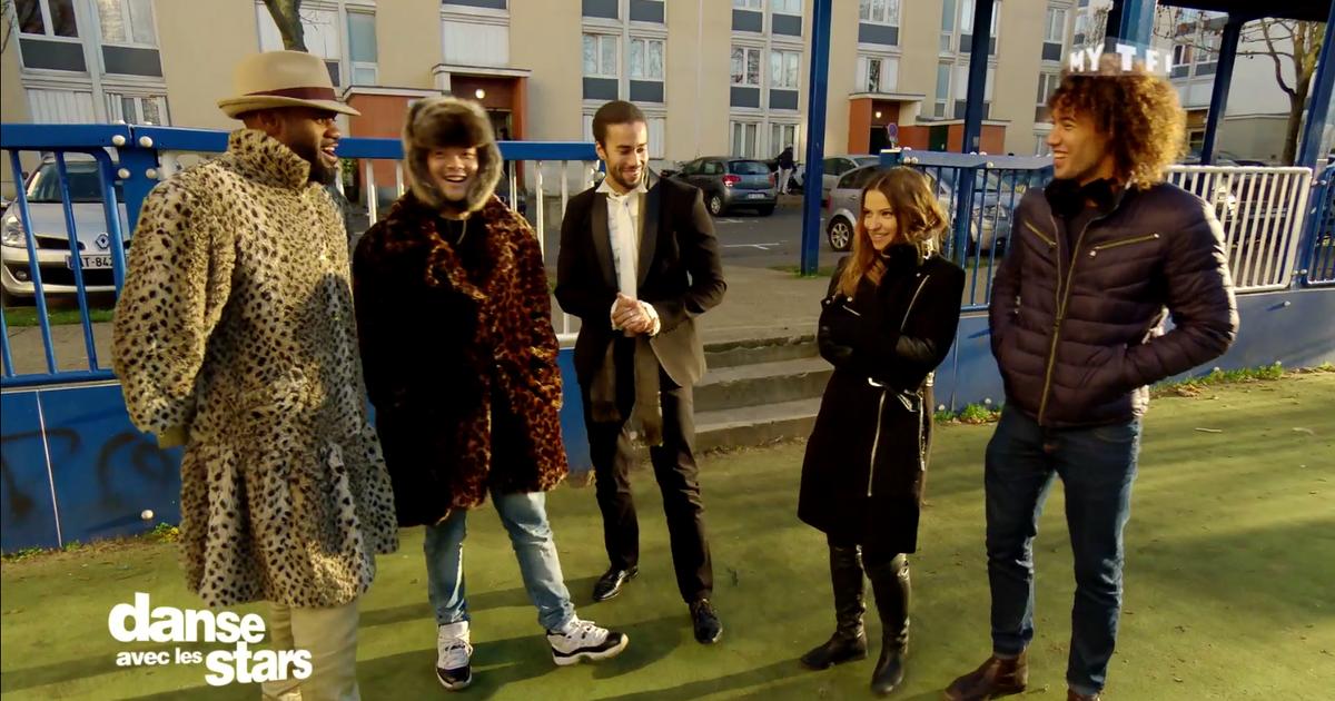 Danse avec les stars  : Laurent Maistret et ses potes sapés comme jamais !  - TF1