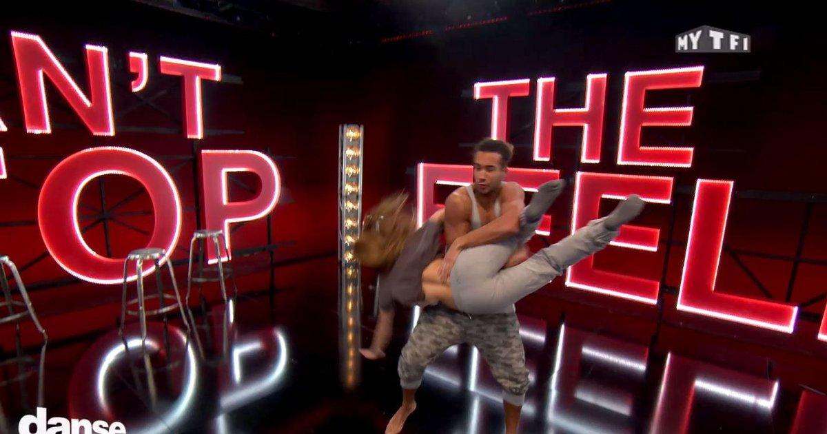 Danse avec les stars  : Laurent Maistret et Denitsa : on a frôlé la chute !  - TF1