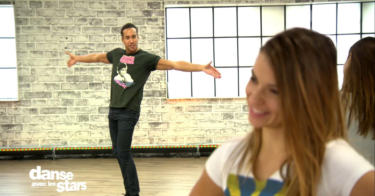 Danse avec les stars  : Laurent Maistret : Michael Jackson, sors de ce corps !  - TF1