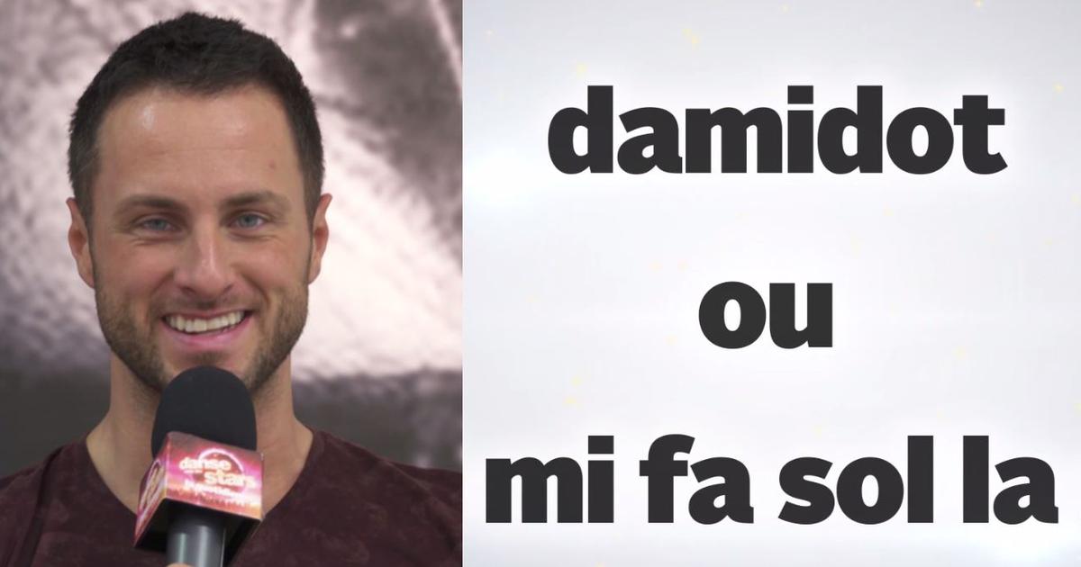Danse avec les stars  : Christian Millette a le cœur qui balance…  - TF1