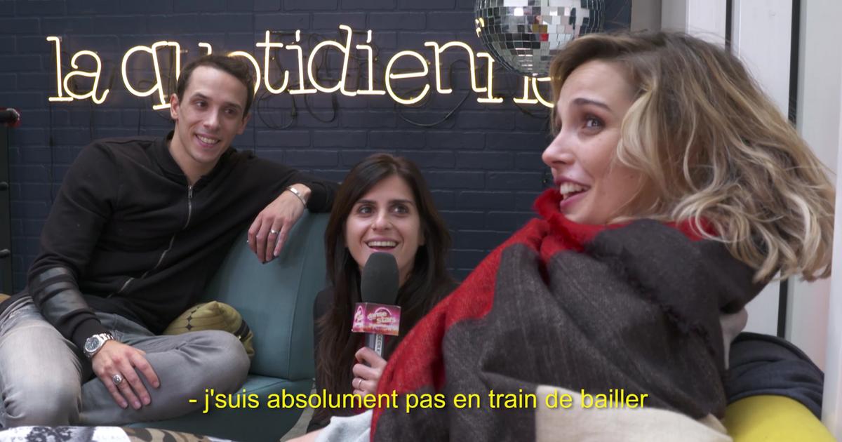Danse avec les stars  : En coulisses, ils ont mangé un clown (ou presque !)  - TF1