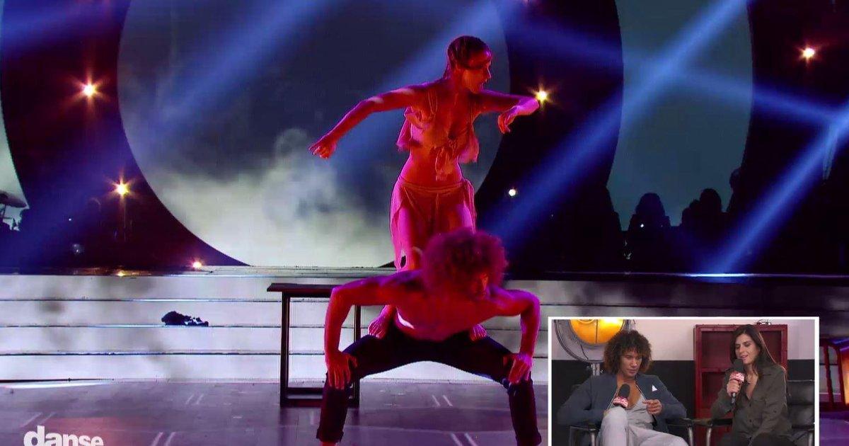 Danse avec les stars  : Le débrief de Laurent Maistret « J'étais chaud ! »  - TF1