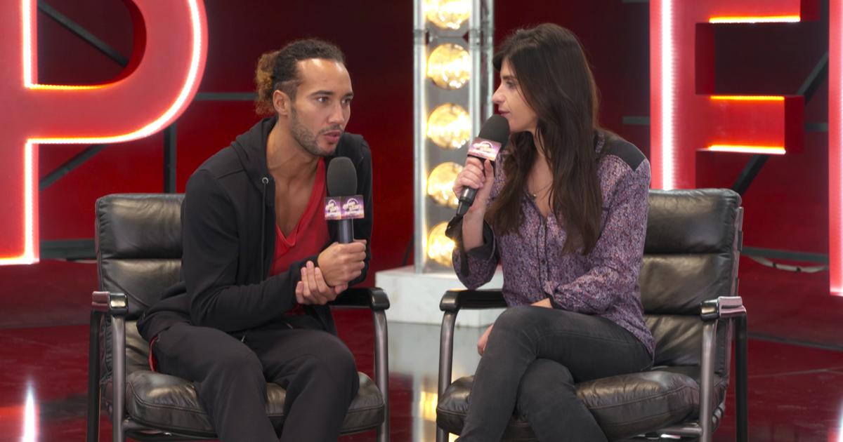 Danse avec les stars  : Laurent Maistret « J'ai peur d'oublier des pas »  - TF1