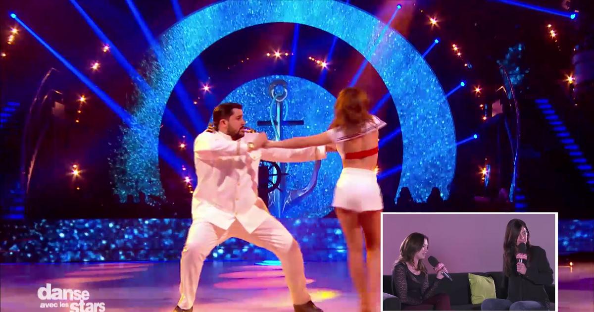 Danse avec les stars  : Marie Denigot « Je ne suis pas très satisfaite de notre dernière danse »  - TF1