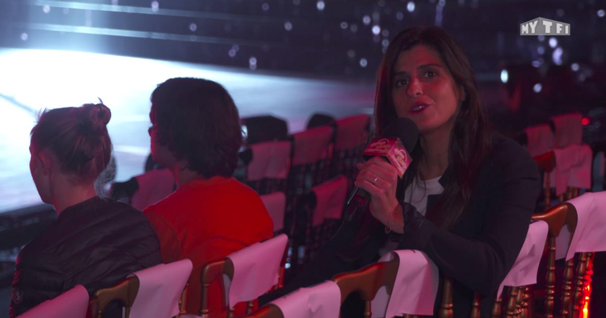 Danse avec les stars  : La quotidienne du 29/10 : Cécile Chlous déjà prête pour le prime  - TF1