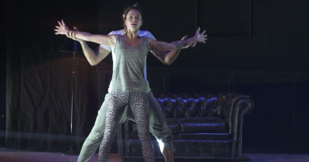 Danse avec les stars  : Des répétitions qui filent la chair de poule !  - TF1