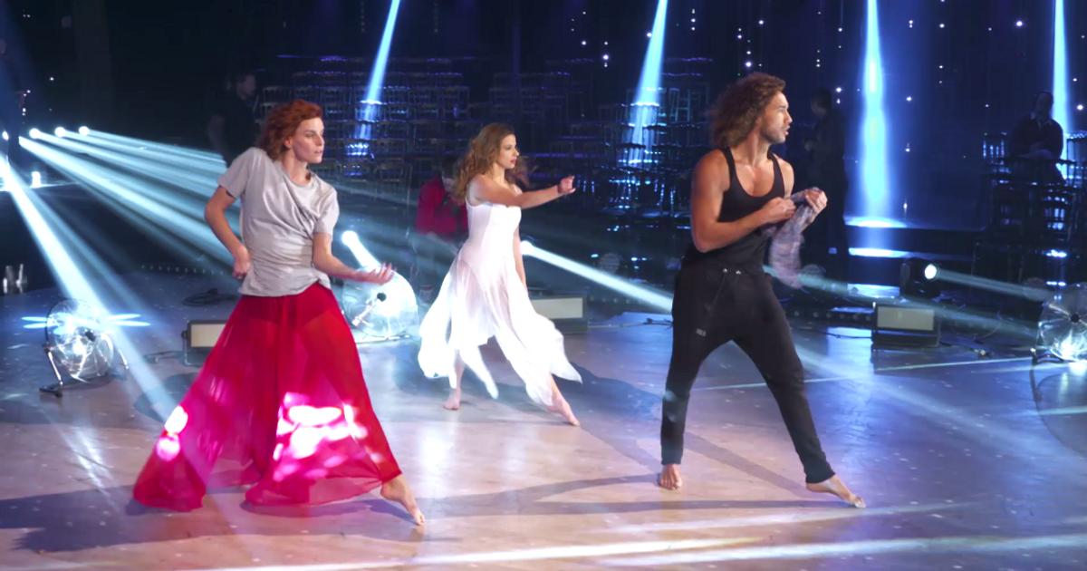 Danse avec les stars  : Les répétitions du jour : une affaire de spécialistes  - TF1