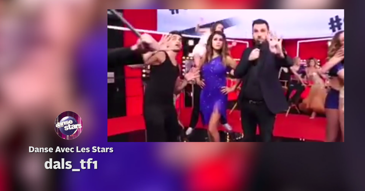 Danse avec les stars  : La story du 21/11 : Attention, freeze !  - TF1