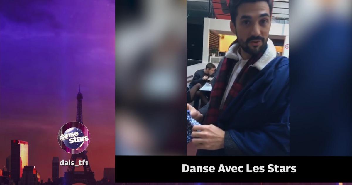 Danse avec les stars  : La Story du 30/11 : Session shopping pour les mecs  - TF1