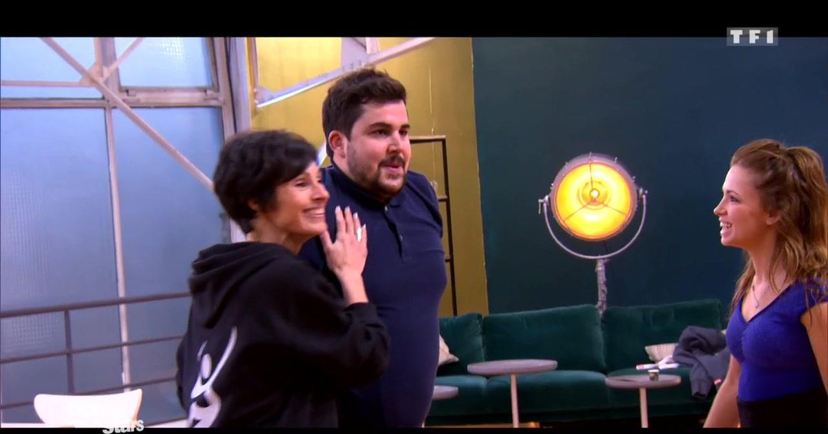 Danse avec les stars  : Semaine de répétitions pour Artus et Marie Denigot, coachés par Pietragalla  - TF1