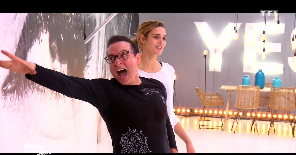 Danse avec les stars  : Semaine de répétitions pour Camille Lou et Grégoire, coachés par Jean-Marc Généreux  - TF1