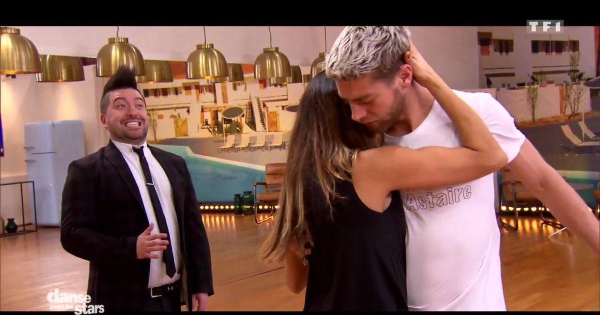 Danse avec les stars  : Semaine de répétitions pour Karine Ferri et Yann Alrick coachés par Chris Marquès  - TF1