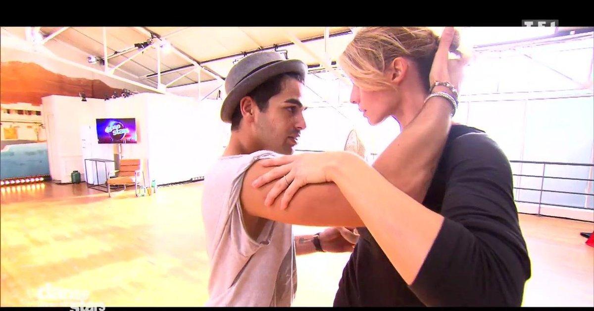 Danse avec les stars  : Sylvie Tellier et Christophe Licata : leur  semaine de répétitions  - TF1