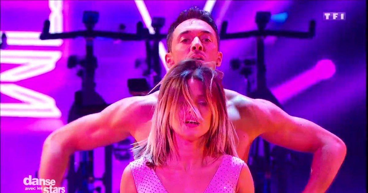 Danse avec les stars  : Un chacha pour Caroline Receveur et Maxime Dereymez sur « Don't Be So Shy » (Imany)  - TF1