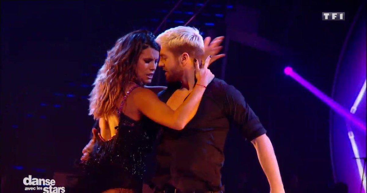 """Danse avec les stars  : Un chacha pour Karine Ferri et Yann-Alrick sur """"This is What You Came for"""" ( Calvin Harris fest Rihanna)  - TF1"""