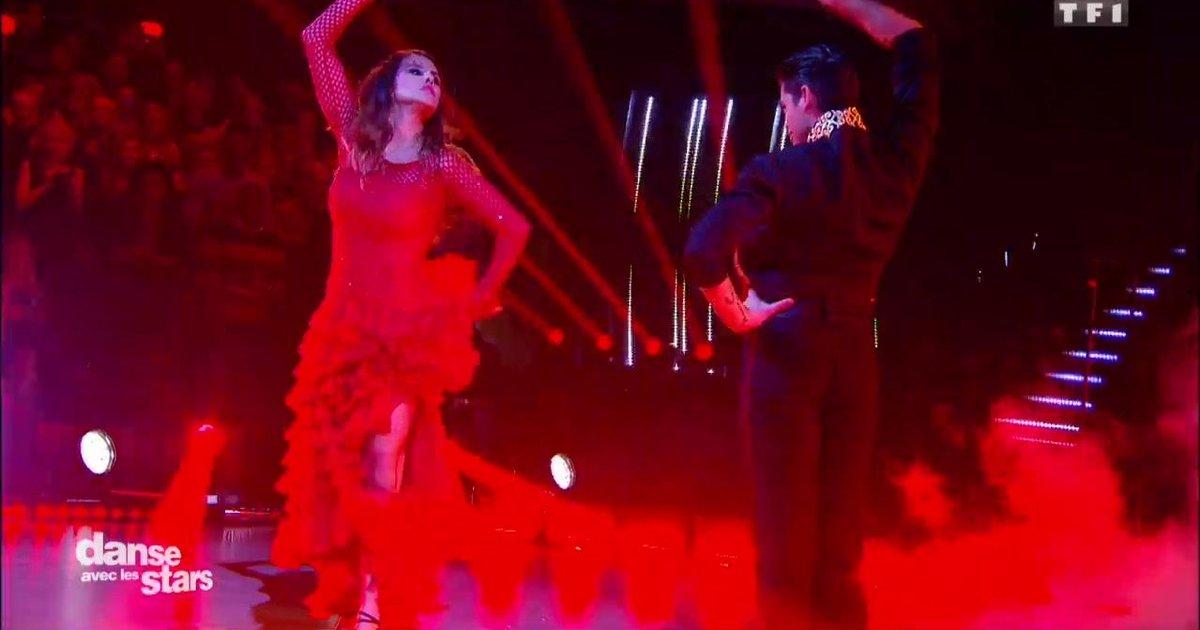 Danse avec les stars  : Un flamenco pour la 2è danse de Karine Ferri et Christophe Licata sur Kill Bill  - TF1