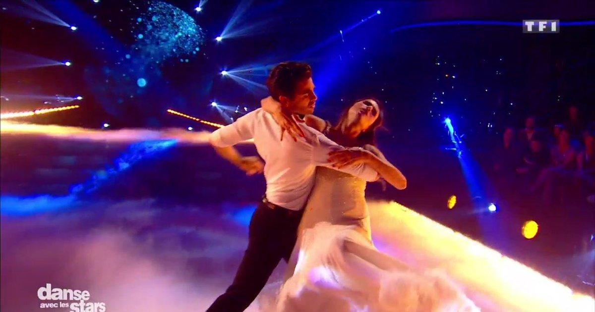 Danse avec les stars  : Un foxtrot pour Karine Ferri et Christophe Licata sur « On se retrouvera » de Francis Lalanne  - TF1