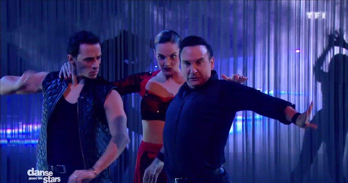 Danse avec les stars  : Camille Lou et Grégoire avec J-M Généreux, un pasodoble sur « Ianuarii »  - TF1