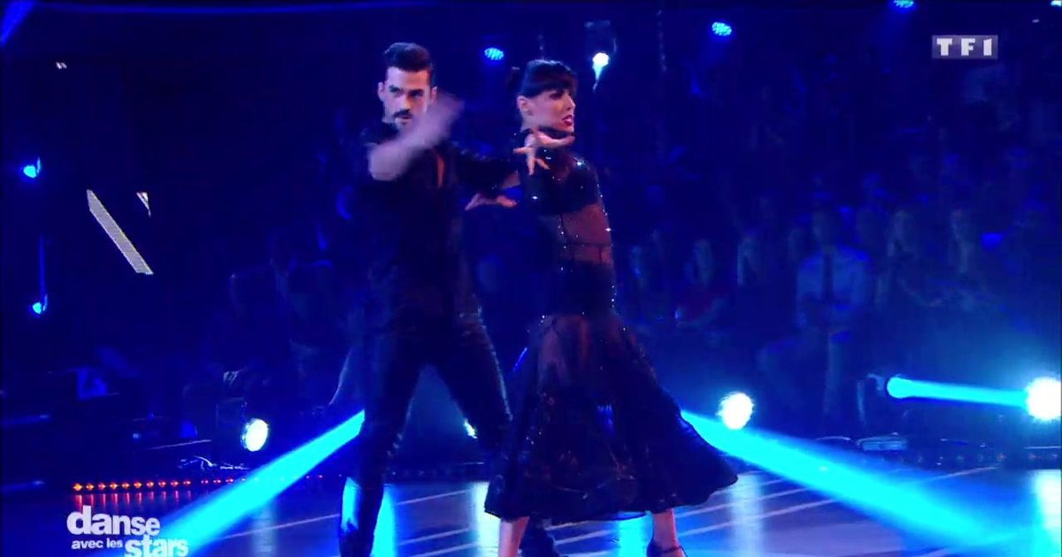 Danse avec les stars  : Un pasodoble pour Florent Mothe et Candice Pascal sur « The Final Countdown  » (Europe)  - TF1