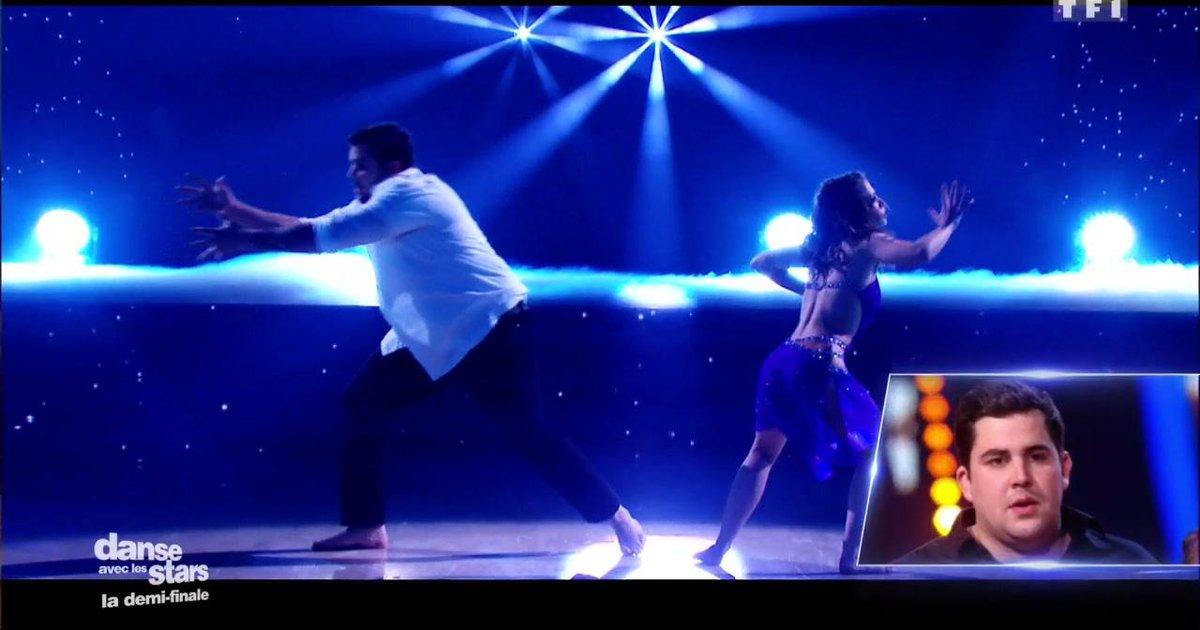 Danse avec les stars  : Un point sur le parcours d'Artus et Marie Denigot  - TF1
