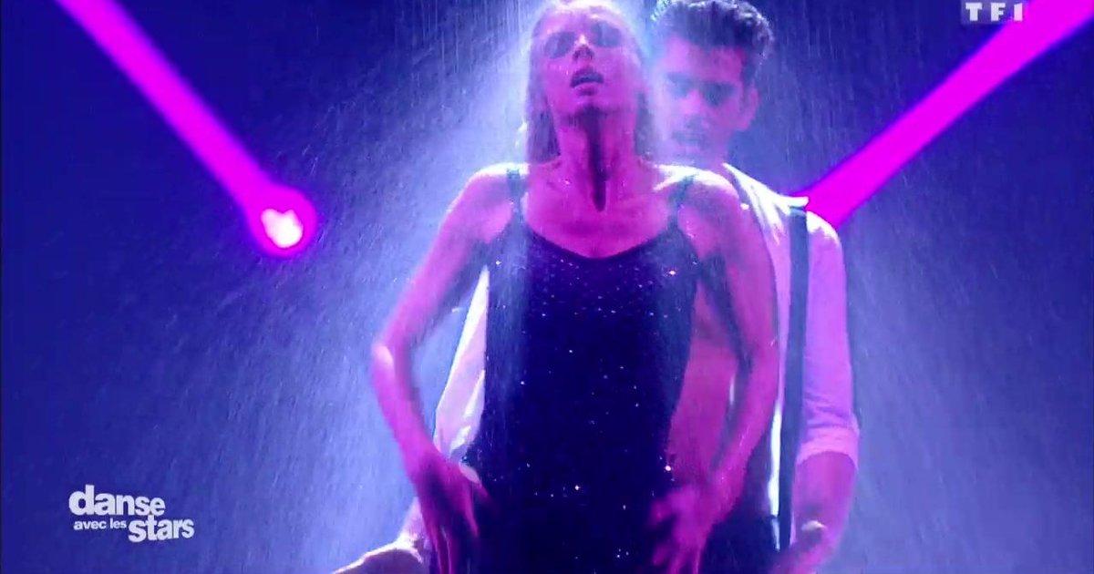 Danse avec les stars  : Un tango argentin pour Sylvie Tellier et Christophe Licata sur « Can't Feel My Face » (The Weeknd)  - TF1