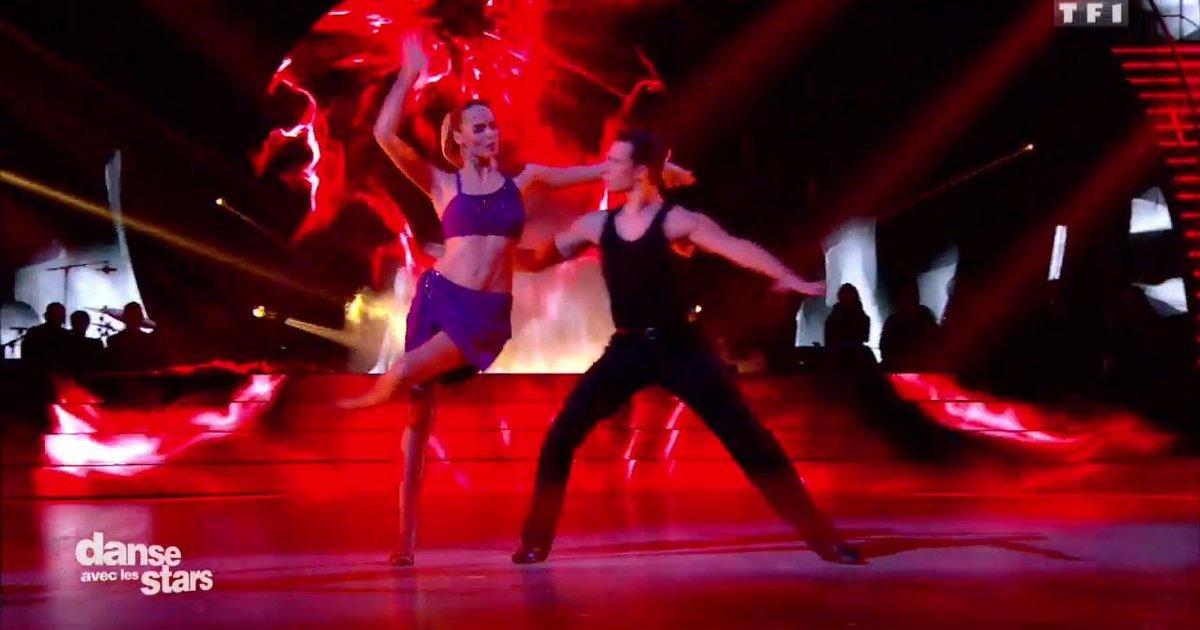 Danse avec les stars  : Un tango pour Camille Lou et Grégoire Lyonnet  sur « Santa Maria »  - TF1